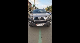 2019 Toyota Fortuner 2.4 G AT Diesel