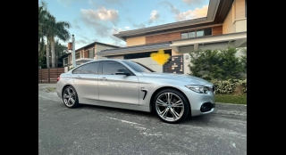 2015 BMW 4-Series Coupe 420d