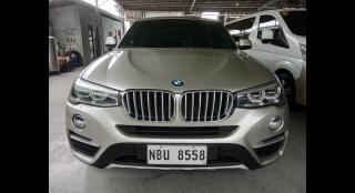 2017 BMW X4 XDRIVE 20d
