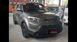 2017 Kia Soul AT Diesel