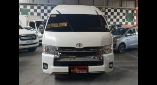 2018 Toyota Hiace Super Grandia 3.0L AT Diesel