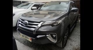 2018 Toyota Fortuner V 2.4L AT Diesel
