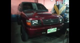 2000 Toyota Revo Tamaraw FX MT Gas