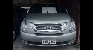 2014 Hyundai Grand Starex LIMITED VGT