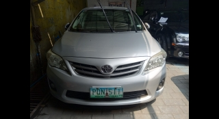 2011 Toyota Corolla Altis 1.6 G AT
