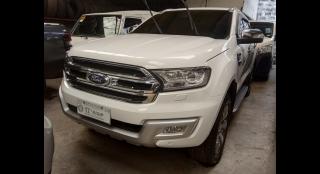 2017 Ford Everest 2.2L Titanium Plus AT Diesel