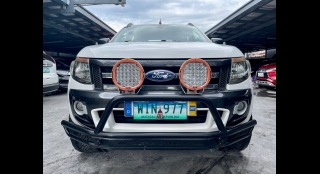 2014 Ford Ranger 2.2L Wildtrak 4x4 MT
