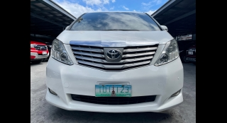 2011 Toyota Alphard 3.5 AT