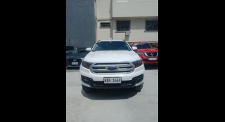 2018 Ford Everest 2.2 Ambiente MT
