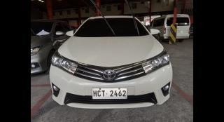 2015 Toyota Corolla Altis 1.6V AT