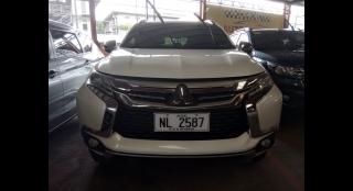 2016 Mitsubishi Montero Sport GLS MT