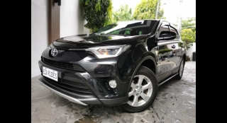2016 Toyota Rav4 2.5L 4x2 AT Gasoline