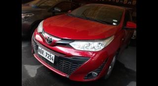 2018 Toyota Yaris 1.3 E CVT