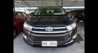 2018 Toyota Innova 2.8 E Diesel MT