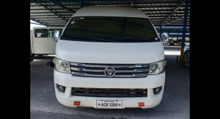 2015 Foton View Traveller MT Diesel
