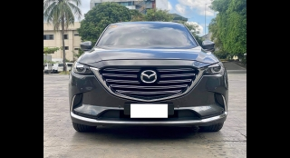 2018 Mazda CX-9 2.5 Turbocharged Skyactiv AWD