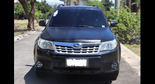 2012 Subaru Forester 2.0 XS AT 2L AT Gasoline