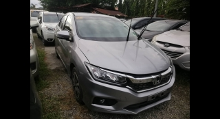 2019 Honda City 1.5L CVT Gasoline