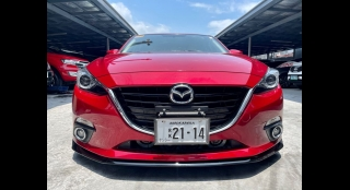 2016 Mazda 3 Hatchback 2.0 SkyActiv AT
