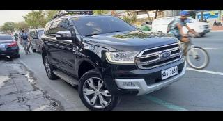 2018 Ford Everest 2.2 Titanium Plus 4x2 AT