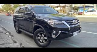 2017 Toyota Fortuner G (4X2) 2.4L AT Diesel