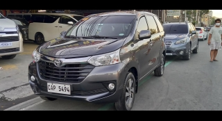 2019 Toyota Avanza G AT