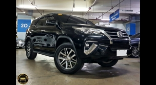 2018 Toyota Fortuner V 2.4L AT Diesel
