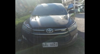 2019 Toyota Innova E MT Diesel