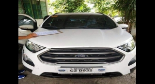 2019 Ford EcoSport 1.5 Trend MT