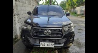2020 Toyota Hilux 2.4L MT Diesel