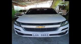 2017 Chevrolet Trailblazer 2.5 4x2 LT MT