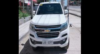 2018 Chevrolet Colorado 2.5L MT Diesel