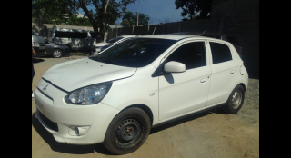 2015 Mitsubishi Mirage GLX AT Gasoline