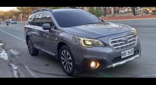 2016 Subaru Outback 3.6R 4x4