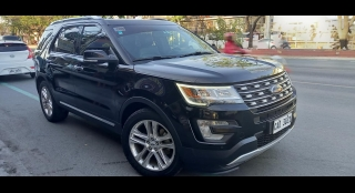 2016 Ford Explorer EcoBoost AT (4X2) Limited