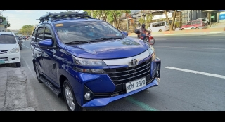 2019 Toyota Avanza E AT