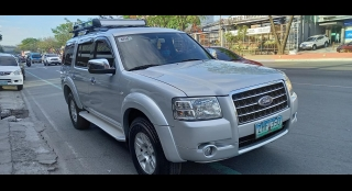 2007 Ford Everest (4x2) AT