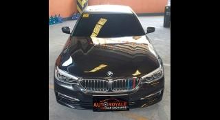 2018 BMW 52od M Sport 2.0L AT Diesel