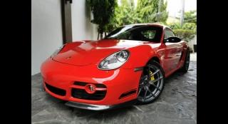 2008 Porsche Cayman S Sport 987C Limited Edition