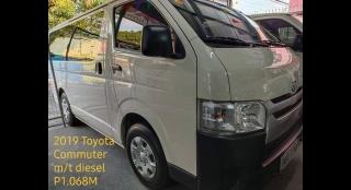 2019 Toyota Hiace Commuter MT