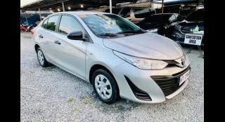 2018 Toyota Vios 1.3j 1.3L AT Gasoline