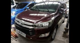 2017 Toyota Innova G AT Diesel