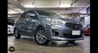 2017 Mitsubishi Mirage G4 1.2L AT Gas