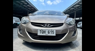 2012 Hyundai Elantra 1.6 GL AT