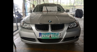 2006 BMW 3-Series Sedan 316i