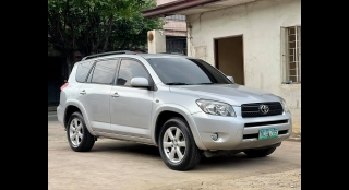 2009 Toyota Rav 4 AT Gasoline 4WD