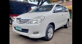 2012 Toyota Innova 2.0 G AT
