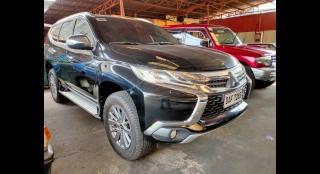 2017 Mitsubishi Montero Sport GLS 4x4 MT