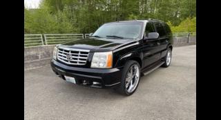 2003 Cadillac Escalade 6L AT Gasoline