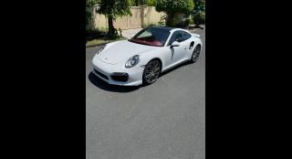 2015 Porsche 911 Turbo S 3.8L AT Gasoline